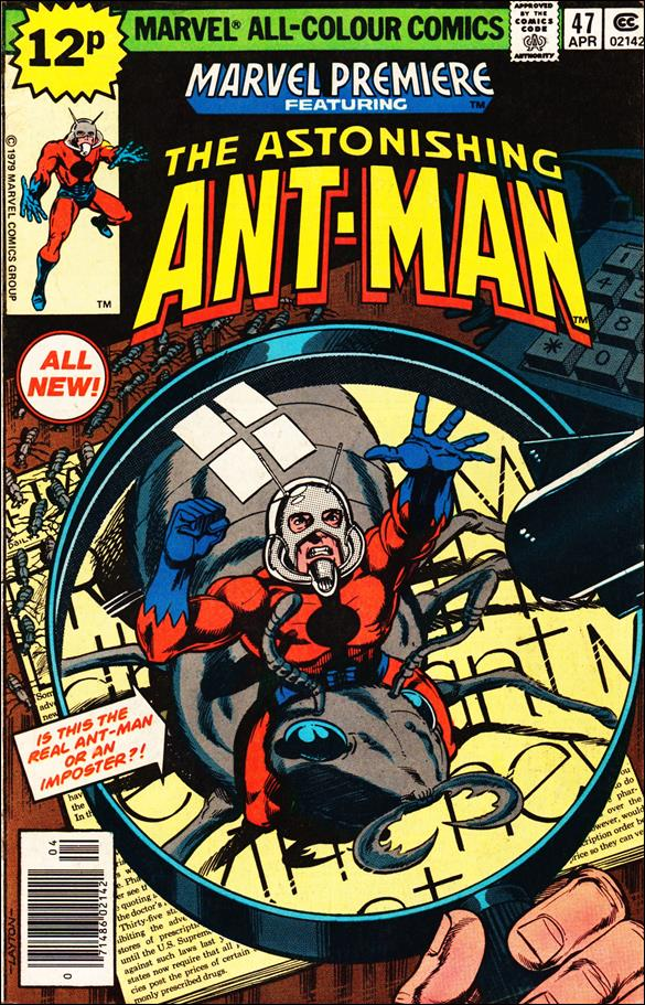 Marvel Premiere 47-B by Marvel