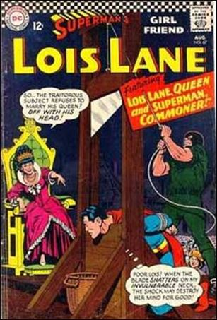 Superman's Girl Friend Lois Lane 67-A