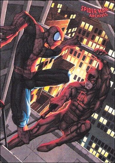 Spider-Man Archives (Base Set) 60-A by Rittenhouse