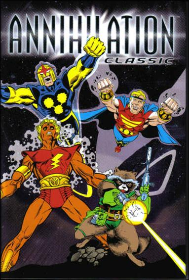 Annihilation Classic nn-A by Marvel