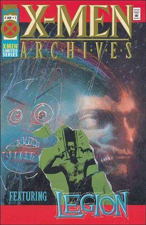 X-Men Archives 1-A