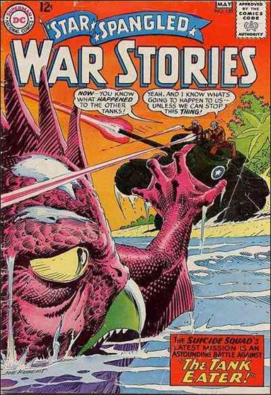 Star Spangled War Stories (1952) 120-A by DC