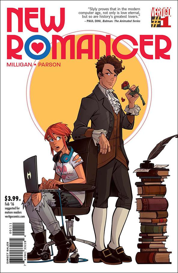 New Romancer 1-A by Vertigo