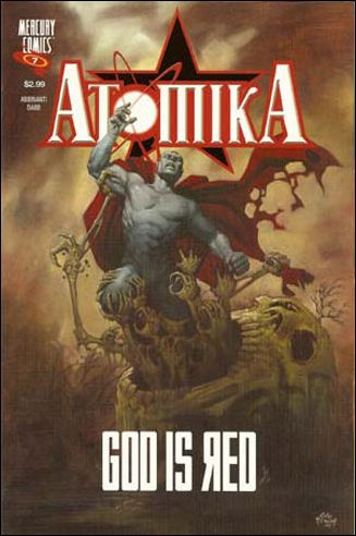 Atomika 7-A by Mercury Comics