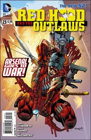 Red Hood and the Outlaws  23-A