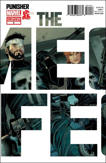 Punisher (2011) 10-C by Marvel