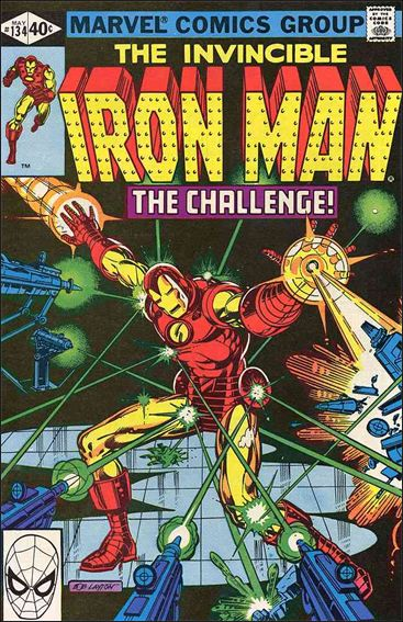 Iron Man (1968) 134-A by Marvel