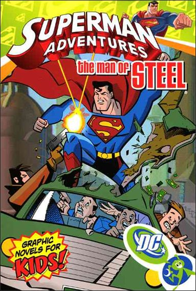 Superman Adventures 4-A by DC