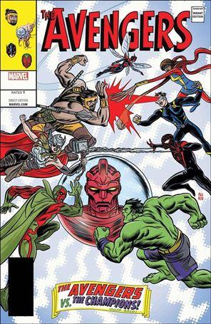 Avengers (1963) 672-B