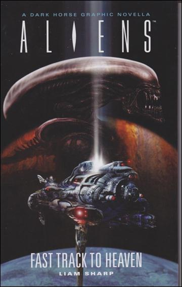 Aliens: Fast Track to Heaven 1-A by Dark Horse