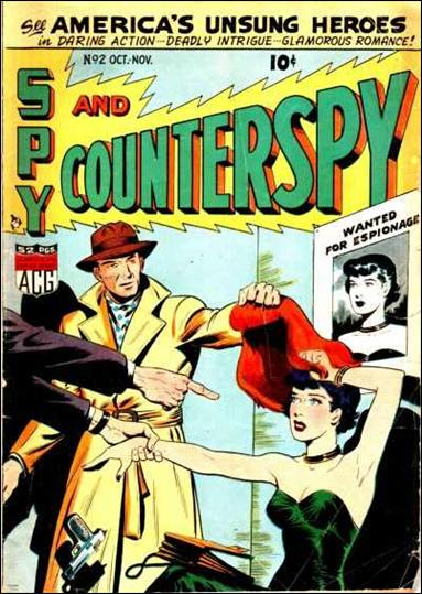 Spy and Counterspy 2-A by American Comics Group (ACG)