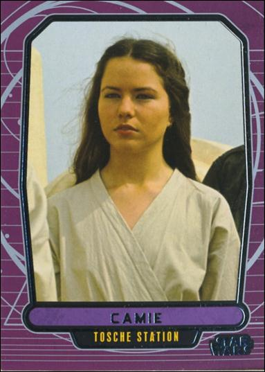 Star Wars Galactic Files (Base Set) 222-A by Topps