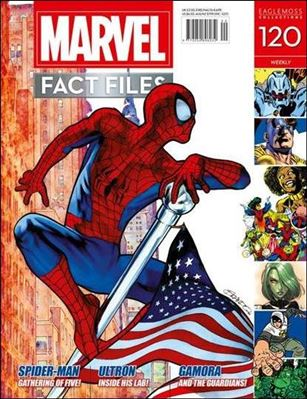 Marvel Fact Files 120-A