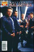 Battlestar Galactica (2006) 1-D