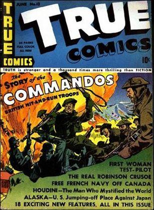 True Comics 13-A