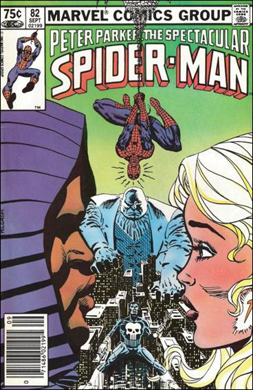 Spectacular Spider-Man (1976) 82-B by Marvel