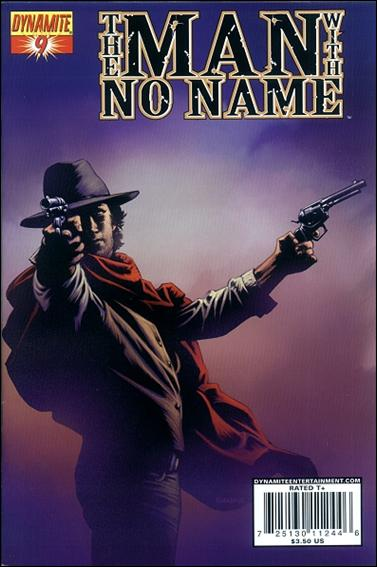 Man with No Name 9-A by Dynamite Entertainment
