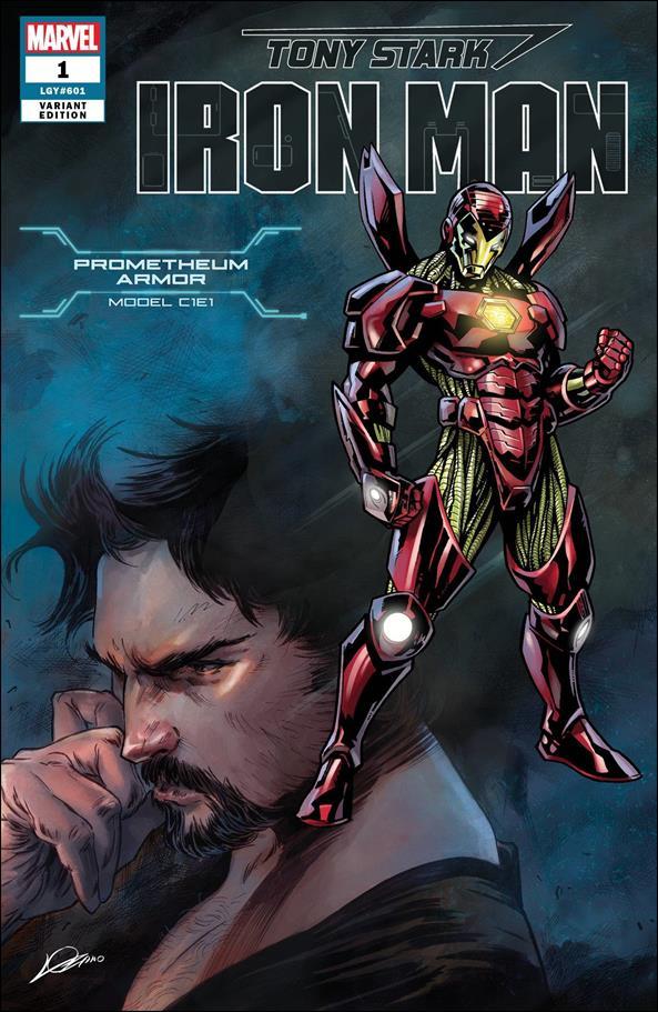 Tony Stark: Iron Man 1-BF by Marvel