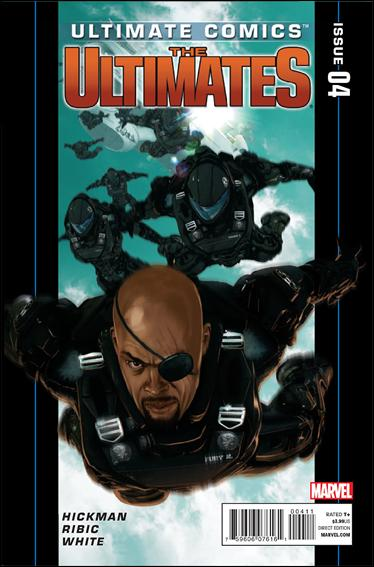 Ultimate Comics Ultimates 4-A by Marvel