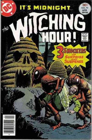 Witching Hour (1969) 70-A by DC