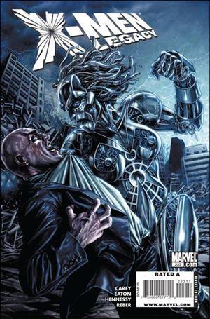 X-Men Legacy (2008) 223-A