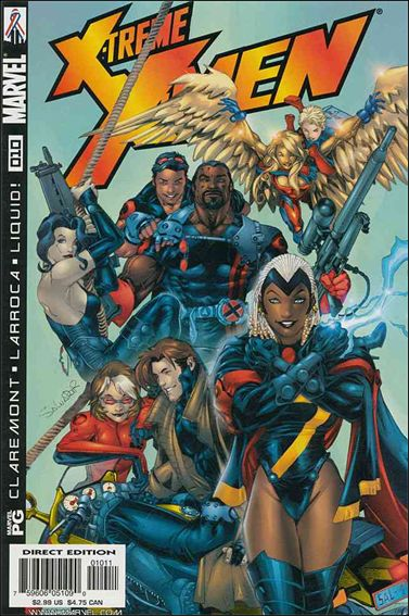 X-Treme X-Men (2001) 10-A by Marvel