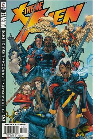 X-Treme X-Men (2001) 10-A