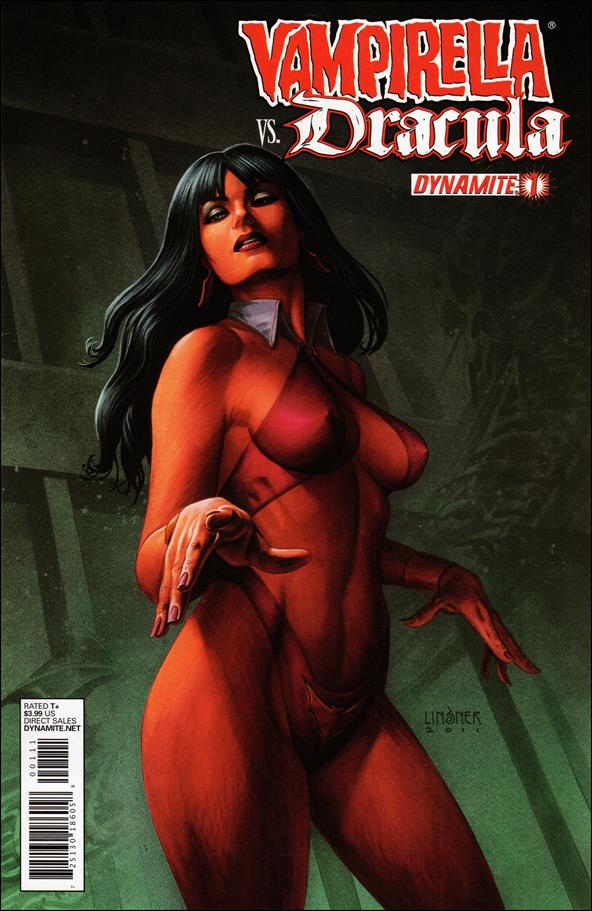 Vampirella vs Dracula 1-A by Dynamite Entertainment