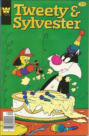 Tweety and Sylvester (1963) 85-B