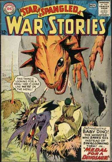 Star Spangled War Stories (1952) 117-A by DC