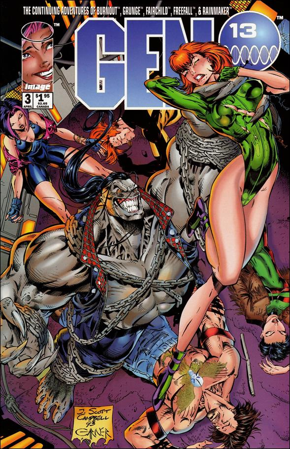 Gen13 (1994) 3-A by Image