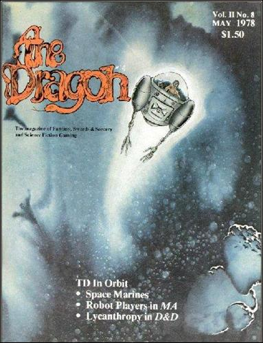 Dragon Magazine 14-A by Wizards of the Coast