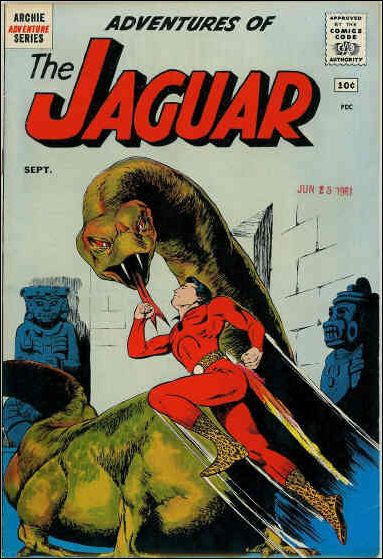 Adventures of the Jaguar 1-A by Radio
