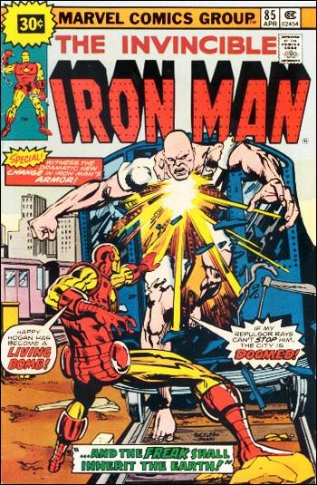 Iron Man (1968) 85-B by Marvel