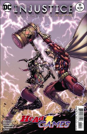Injustice: Gods Among Us: Year Five 11-A