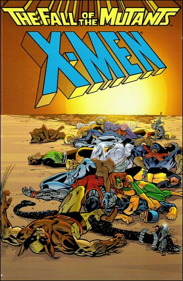 X-Men: Fall of the Mutants 1-A by Marvel
