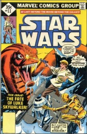 Star Wars (1977) 11-C by Marvel