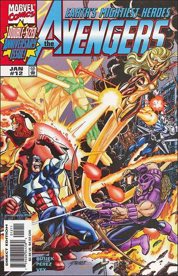 Avengers (1998) 12-A by Marvel