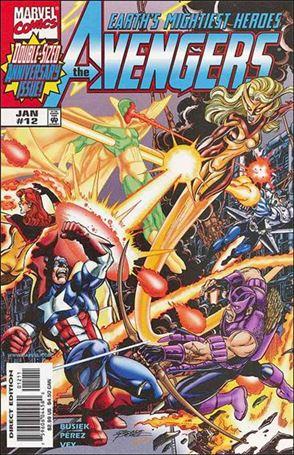Avengers (1998) 12-A
