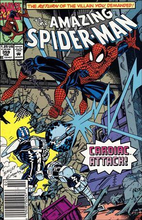 Amazing Spider-Man (1963) 359-A