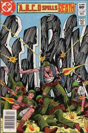 Sgt. Rock (1977) 371-A by DC