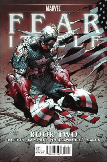 Fear Itself 2-C by Marvel
