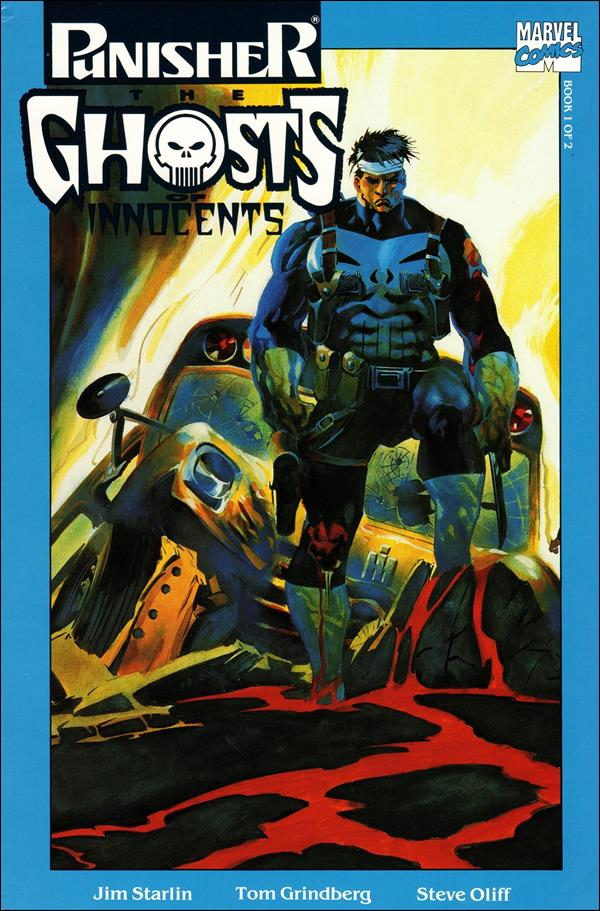 Punisher: The Ghosts of Innocents 1-A by Marvel