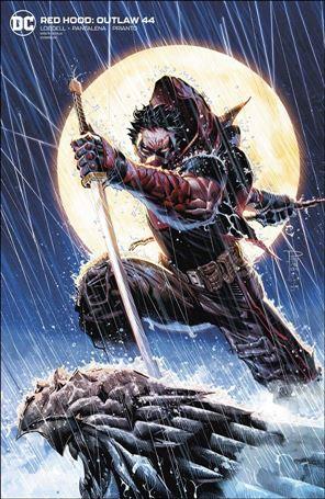 Red Hood: Outlaw 44-B