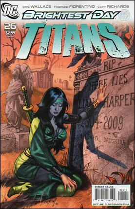 Titans (2008) 26-A by DC