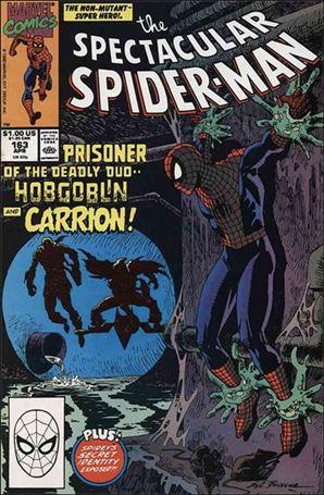 Spectacular Spider-Man (1976) 163-A