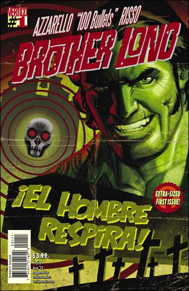 100 Bullets: Brother Lono 1-A by Vertigo