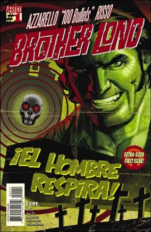 100 Bullets: Brother Lono 1-A