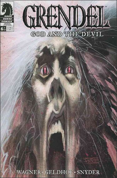 Grendel: God and the Devil 6-A by Dark Horse