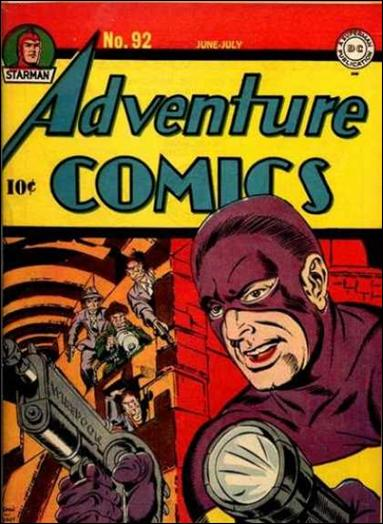 Adventure Comics (1938) 92-A by DC